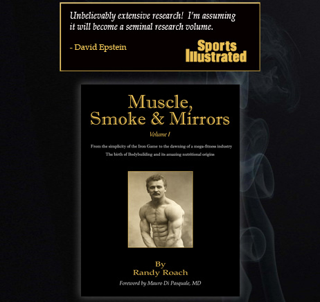 Muscle, Smoke & Mirrors Volume I