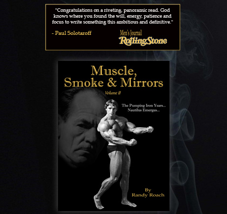 Muscle, Smoke & Mirrors Volume II
